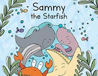 Sammy Starfish Book