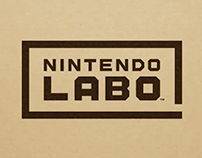 Nintendo Labo UK Set Design