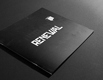 Urban Renewal—layout, print design