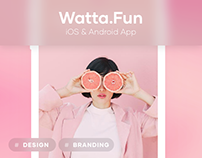 WATTA — Dating App with Crypto Wallet
