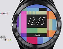 Samsung Gear S2 USP