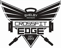 CrossFit Edge logo