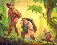 River Trek - Wattsalpoag Games