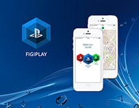 Figiplay - Application & Augmented Reality
