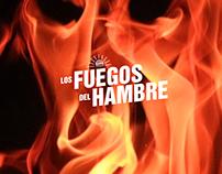 Los Fuegos del Hambre // Burger King