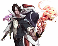 Kusanagi Yagami / 草薙 八神