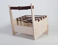 Tilt- Lounge Chair