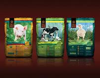Design paper bags pet food