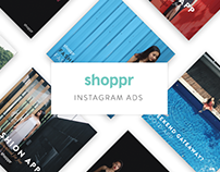 Shoppr Instagram Ads
