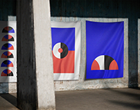 Basketball Flags - INSIGNIA