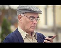Film - Telefónica - Cartero