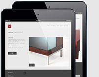 Nest Furniture Website