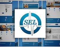 SOLUCIONES ELECTROMEDICAS DE LA LAGUNA (SEL) / WEB