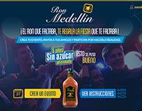 Ron Medellín 5 años