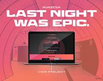 Avazesa | Responsive Mobile Website