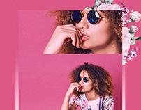 Fashion & Beauty, Social Graphics