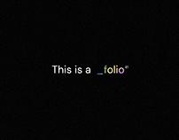 _folio ⁰¹