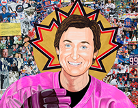Saint Gretzky (in Pink)