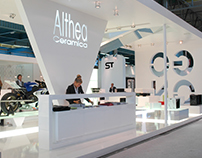 Althea @ Cersaie 2008 (IT)