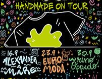Gupho Handmade tour Poster