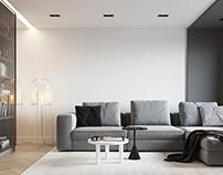 Design project of appartment in Poltava, Ukraine