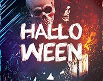 Halloween Flyer Template