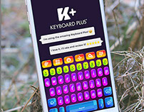 Colors Keyboard Theme