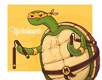 TMNT-Michelangelo