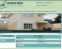 Imobiliaria Morar Bem  / Real State Moram Bem