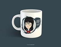 Graduation Gift Mug Design