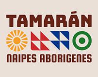 Tamarán, naipes aborigenes