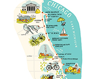 Urban Hikes for Midwest Living