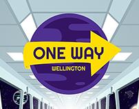 One Way Wellington