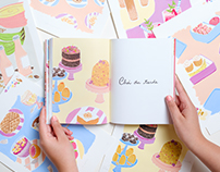 Cookbook Illustrations