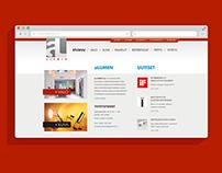 Alumen.fi Website Development
