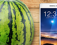 Oppo R5 - Facebook Banners