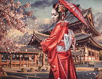 Spirit of the Geisha (芸者)