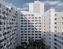 Longnan Garden Social Housing Estate