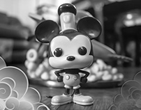 POPTOGRAPHY - Mickey & Friends Series