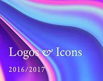 Logos & Icons 2016/2017