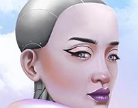 Girl Cyborg