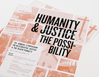 Humanity & Justice: The Possibility