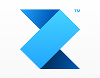 Zapper logo concept