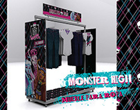 Mueble Para Ropa Monster High