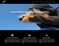 HoloPhotos HTML Template