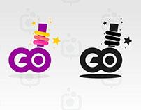 go logo work