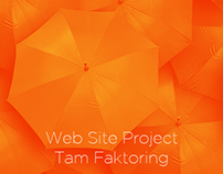 Tam Faktoring Web Site Project