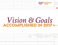 2017 Accomplishments Motion Video
