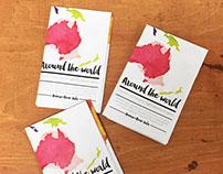 Women Rights Zine/Brochure Design