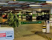 Cancela e Porta Automática Árvores